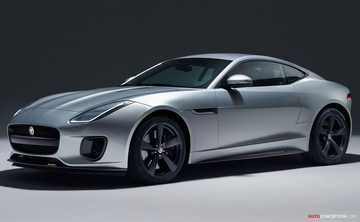 Limited-Edition 2018 Jaguar F-Type 400 Sport