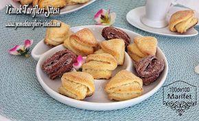 Şekerli Katmer Kurabiye Tarifi | Yemek Tarifleri Sitesi - Oktay Usta - Harika ve Nefis Yemek Tarifleri