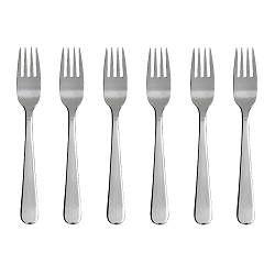Eten – bestek in verschillende stijlen