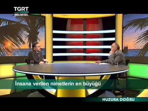 Osman Ünlü - İnsana Verilen Nimetlerin En Büyüğü Nedir ? TGRT BELGESEL H...