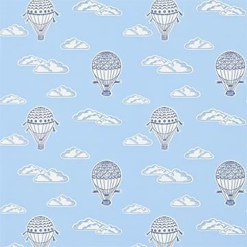 Beställ Ballons tapet från Sanderson® (SA270-01)