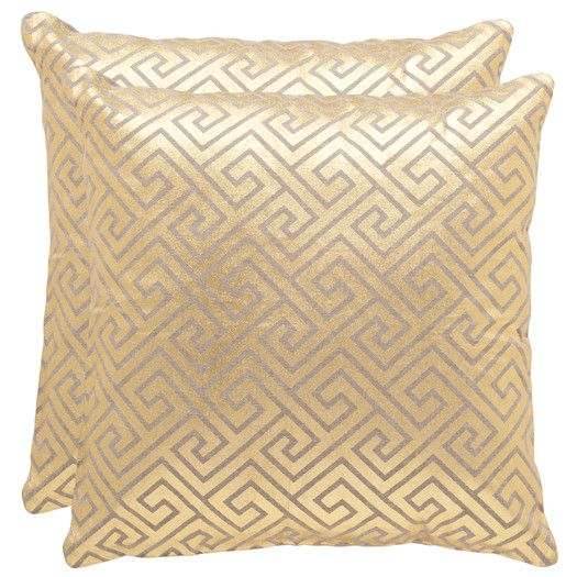 You'll love the Jayden Linen Throw Pillow at AllModern - With Great Deals on modern Bedroom  products and Free Shipping on most stuff, even the big stuff.