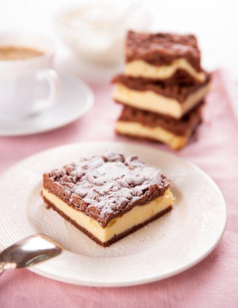 Kakaovo-tvarohová klasika, které se nikdy nepřejíte. Vsaďte na jistotu!; Mona Martinů