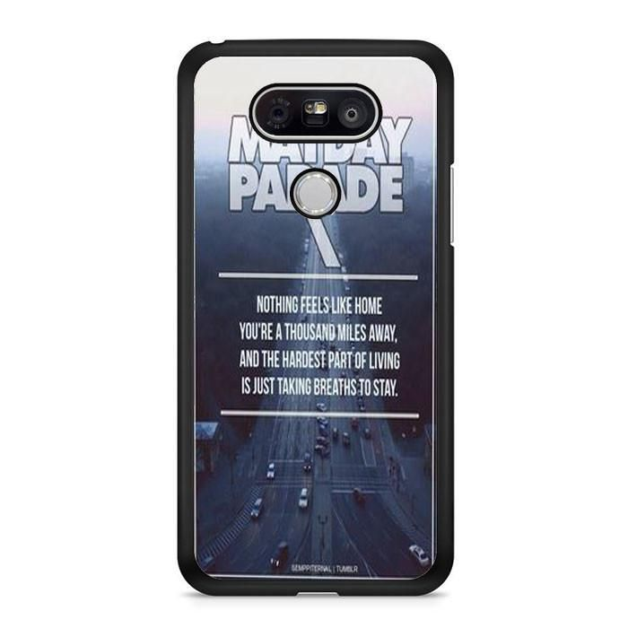 Mayday Parade Lyrics LG G6 Case Dewantary
