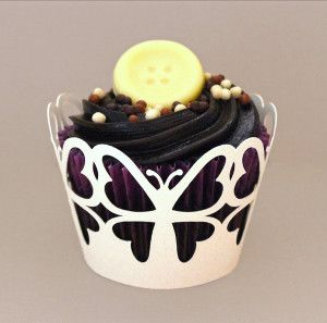 Cupcake Wrappers cut files! More