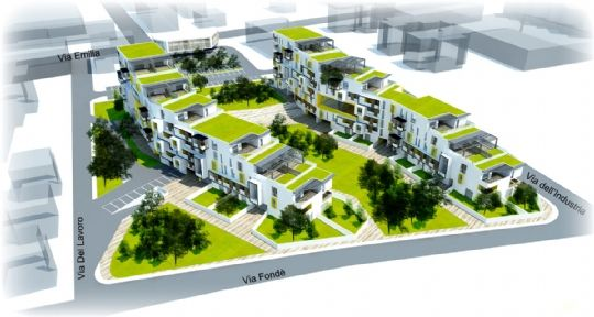 RESIDENTIAL DEVELOPMENT - S. LAZZARO DI SAVENA