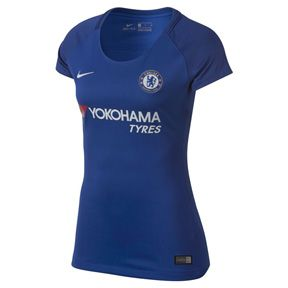 Nike Womens Chelsea Soccer Jersey (Home 2017/18): http://www.soccerevolution.com/store/products/NIK_41115_A.php