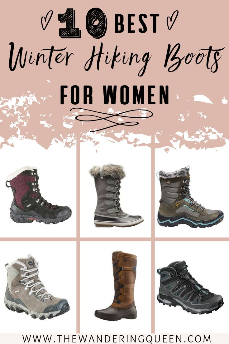 Best Hiking Boots 2020.The Best Women S Winter Hiking Boots Of 2020 Winter Hiking