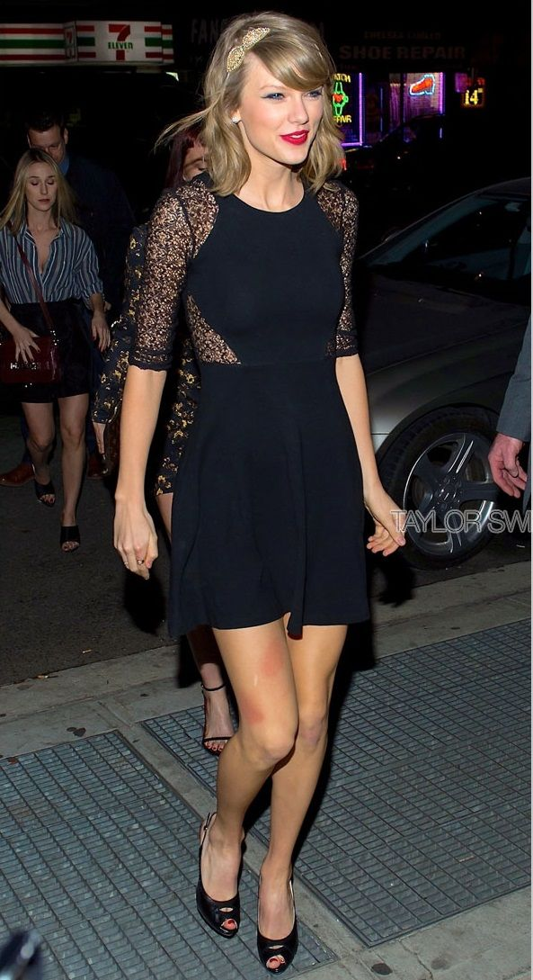 Taylor Swift, SNL afterparty