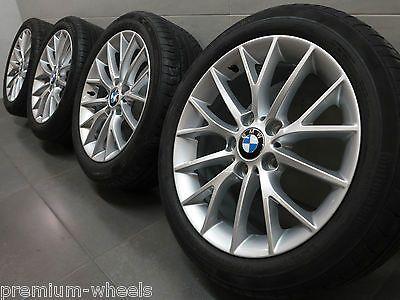 Gebraucht 17 Zoll Sommerräder original BMW 1er F20 F21 2er F22 F23 Styling 380 … – Katja