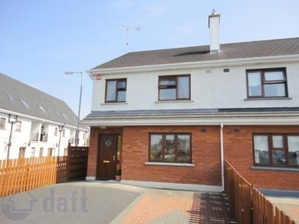 35 Raithineoghan, Ashe Road, Mullingar, Co. Westmeath.  #HouseForSale - Viewing Highly Recommended. Find this home on www.davittanddavitt.ie #westmeath #newforsale