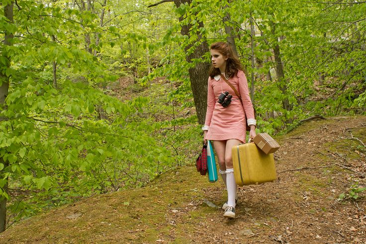 Suzy: I always wished I was an orphan. Most of my favorite characters are. I think your lives are more special. (Moonrise Kingdom)