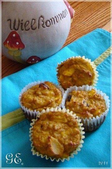 Almás-répás muffin - Gluténmentesen, egészségesen! - Gluténmentes, cukormentes, paleo receptek