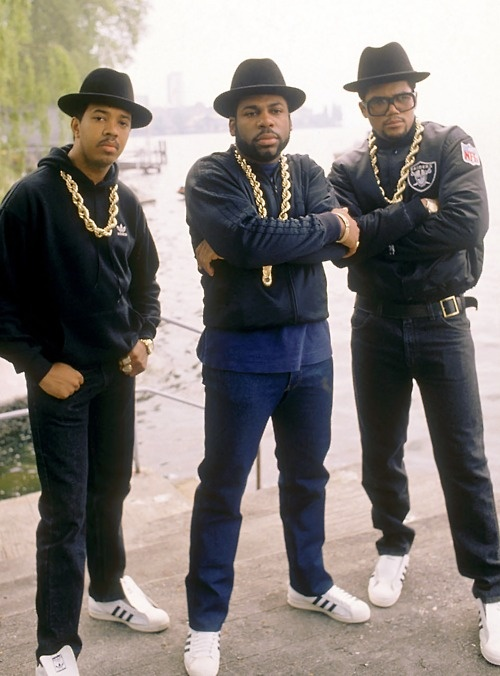 Run DMC - No one can ever deny what they did for rap music.