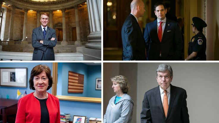Susan Collins. James Lankford. Roy Blunt. Marco Rubio. Here's why these members of the Senate Intelligence Committee matter and the effect they could have.