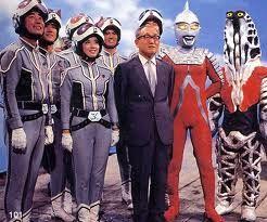 Ultra 7 (ウルトラセブン) crew