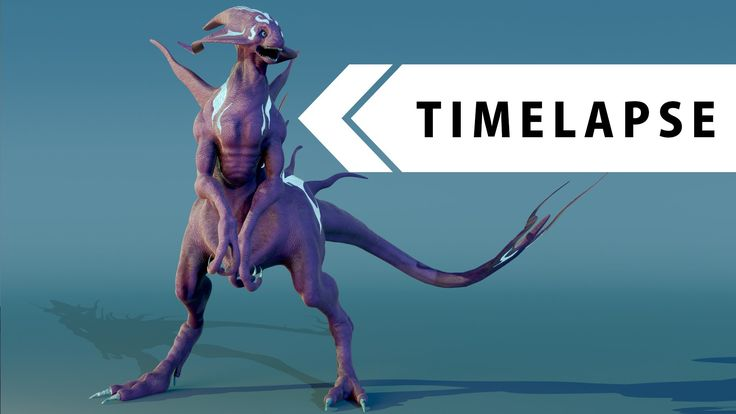 Creature Creation I want to show you guys how i modeled, sculpted, textured, and rigged my creature. Final render you can find here: https://www.facebook.com...