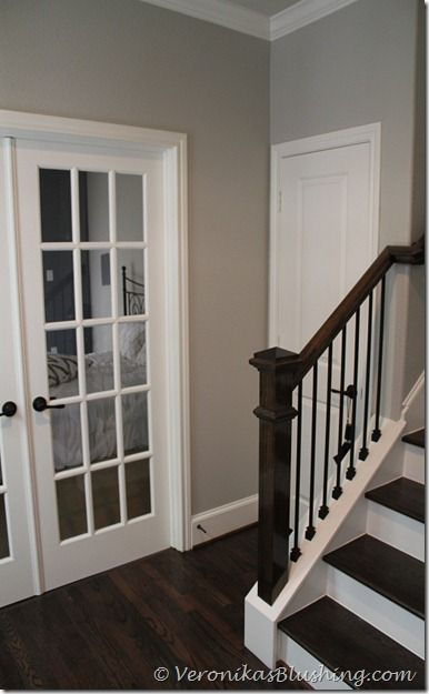 Revere pewter pewter and benjamin moore on pinterest Revere pewter benjamin moore