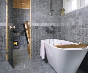 1000 images about soapstone tile on pinterest teak indoor outdoor and bathroom for Soapstone bathroom accessories