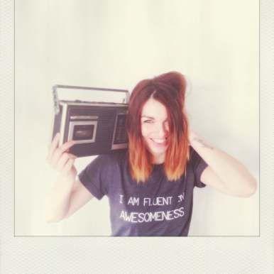 I AM FLUENT IN AWESOMENESS T-shirt, slogan t shirt, retro photos, 80's, 80's style, polaroid photography,