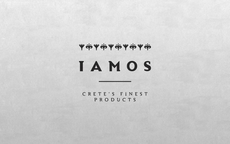 CLIENT: IAMOS | PROJECT: VISUAL IDENTITY  | NAMING | PACKAGE DESIGN