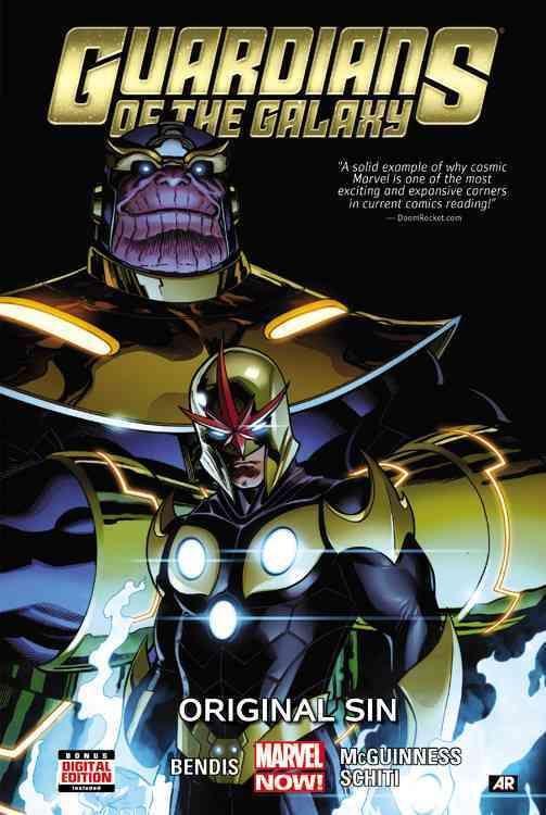 Marvel Guardians of the Galaxy 4: Original Sin