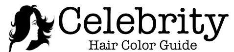 Celebrity Hair Color Guide - Secret Hair Color Formulas of the Hottest Celebrities