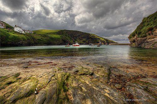 port isaac uk | United Kingdom / England / Port Isaac