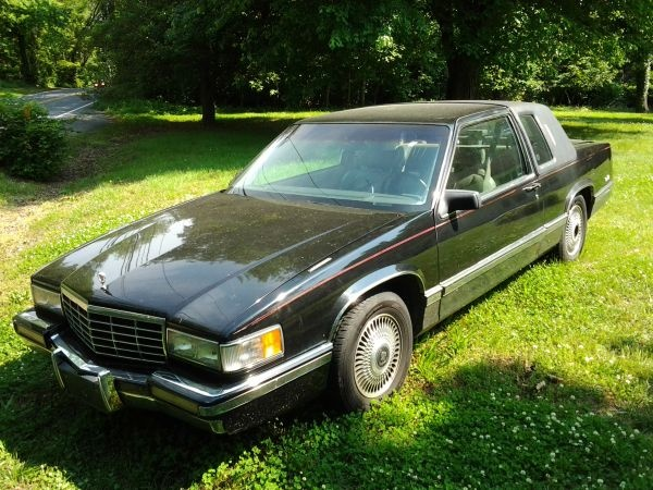 10 best my style images on pinterest cadillac eldorado autos and cars 1993 cadillac coupe deville 68k fandeluxe Images