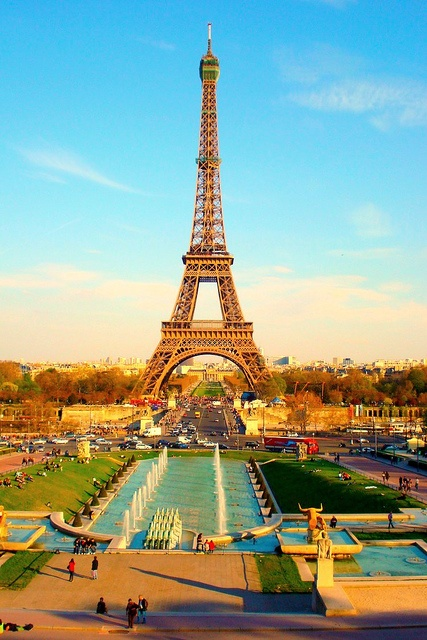 1000 images about torre eiffel paris on pinterest for La torre paris