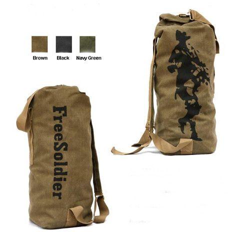Duffle Bag Surplus Bag