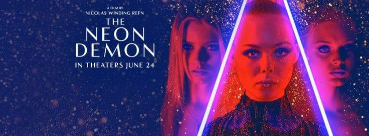 Elle Fanning's 'The Neon Demon' Look: Check Out Her Hypnotic Movie Poster Beauty Secrets!