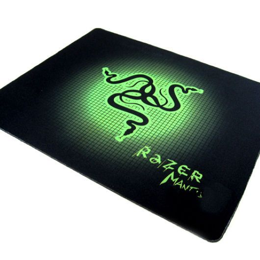 Cheap Gaming Mouse Pad Razer Mouse Mat Pad Anti Slip Optical game Mice Pad Black #Razer