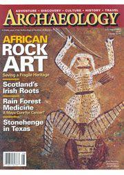 African Rock Art Archaeology