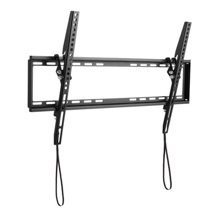 Ultra Slim Tilting TV Wall Mount for 37 in.- 70 in. LCD and LED Flat Panel TVs with 77 lb. Load Capacity, Black