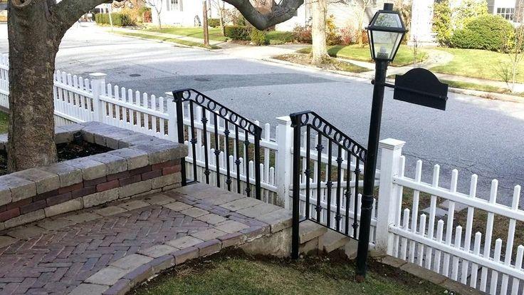 Best 25 Wrought Iron Handrail Ideas On Pinterest