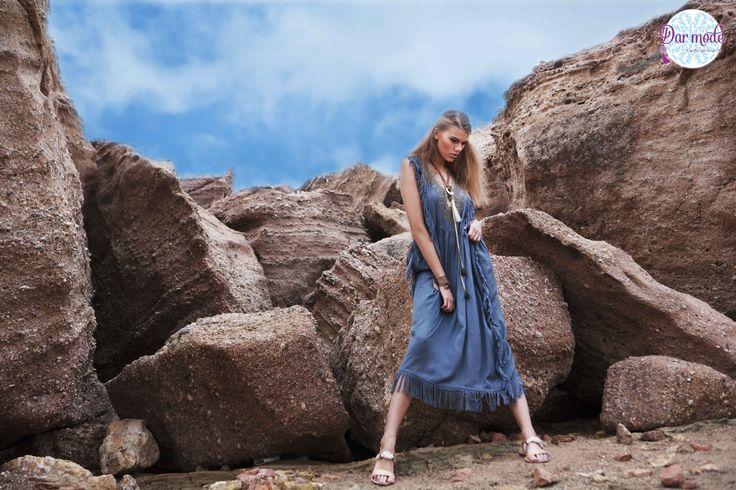 Kaftan Ghita・Salt in the air Sand in my hair lookbook