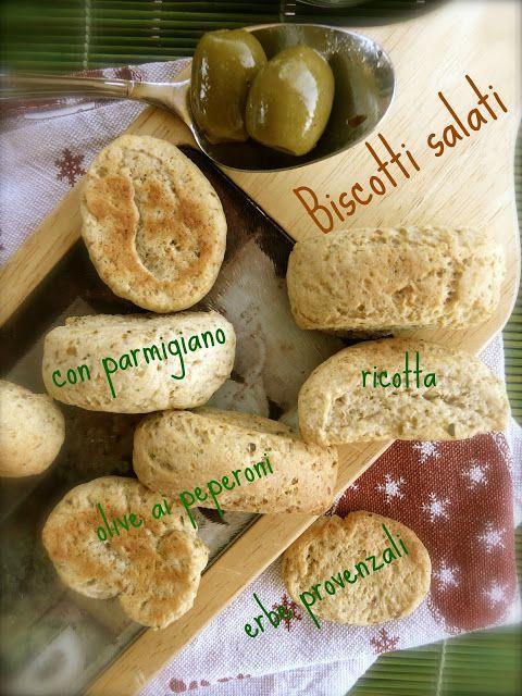 Profumo di broccoli: Biscotti salati per tutte le ore: la semplicità a ...