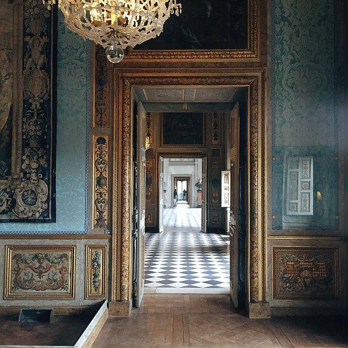 Le château de Vaux-le-Vicomte - www.omonchateau.com