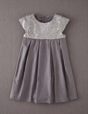 I've spotted this @BodenClothing Sequin Party Dress Mid Grey