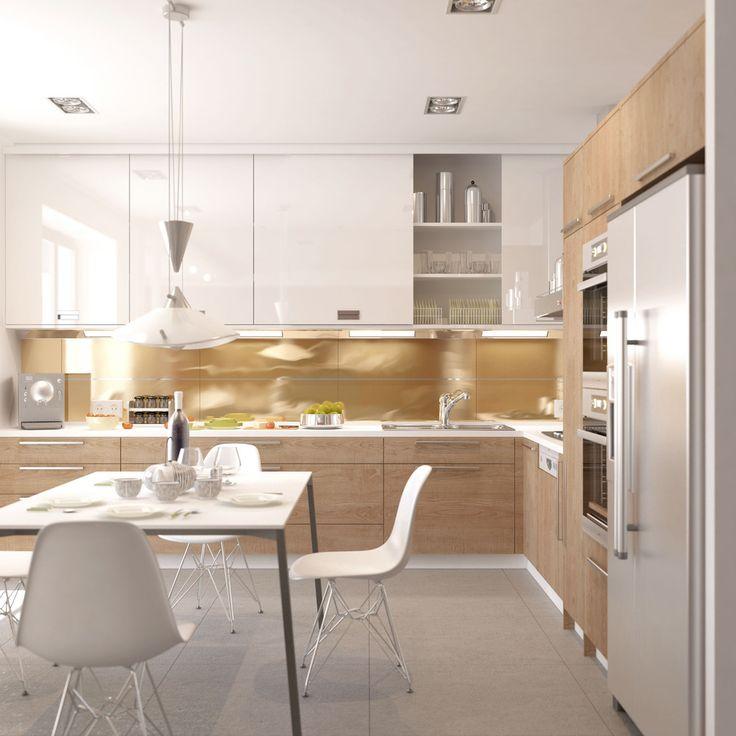 Фото Кухня и столовая в стиле Лофт, Современный, Эклектика | Фотографии дизайна интерьеров на InMyRoom.ru