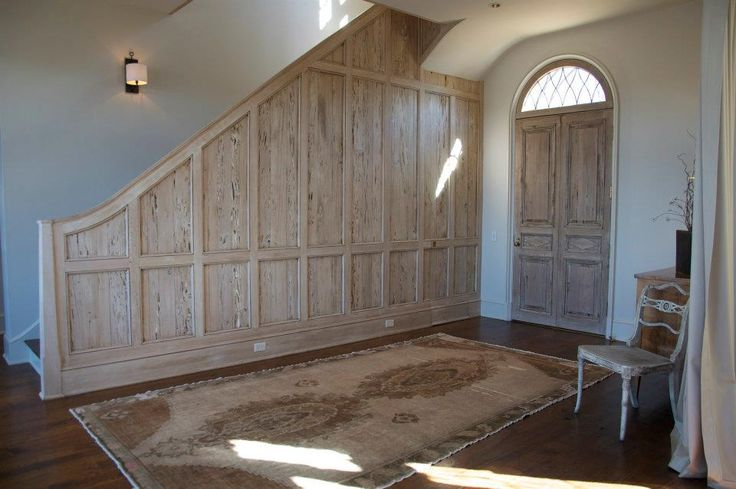 I really want this pecky cypress paneling in a room or porch in FL