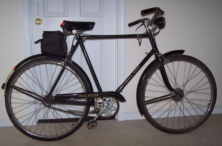 1950s Raleigh Bicycle 1000x1000 Jpg Bicycles