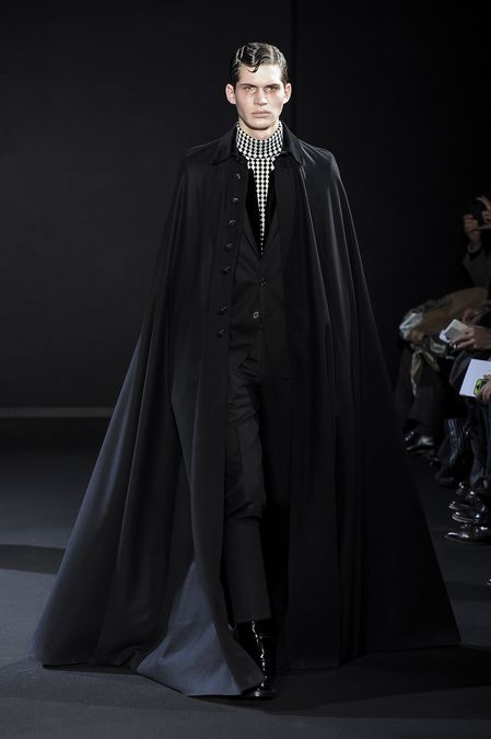 Les Hommes, Fall 2013, Menswear, Garment, Inspiration, Dark Clash