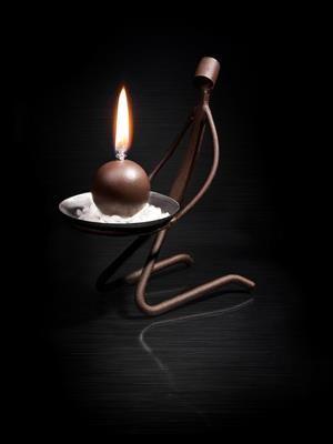 amit apel designworks - Dum Dum Candle Sphere | VAULT