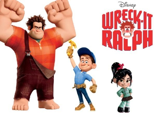 wreck it ralph | Wreck it Ralph on DVD - Save $8 Offer - EverythingMouse
