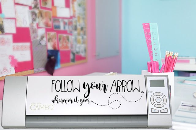 Glam up your Silhouette Cameo! Free SVG Files ~ Ready, Set, Silhouette!