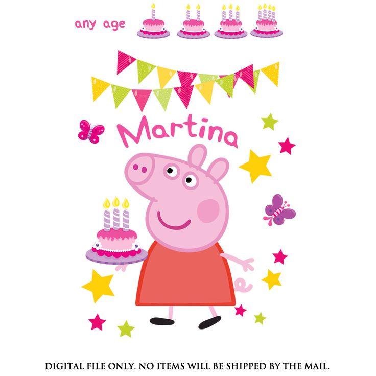 с днем рождения валерия именное поздравление от свинки пэппы будет сожалений