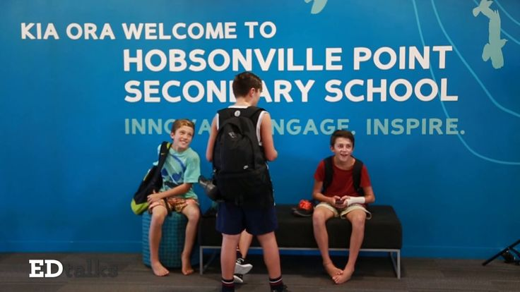 Learner agency at Hobsonville Point Secondary School