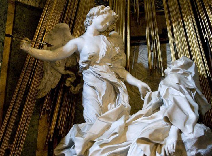 Julia Kristeva i sv. Terezija Avilska ili kako su ateisti od svetice napravili seksualnu revolucionarku. ...ali ne razumijem zašto onda svode ono što ne razumiju na nižu razinu i još mi to tumače kao visoku filozofiju?